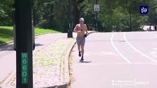 موجة حر تضرب واشنطن ونيويورك (21/7/2019)