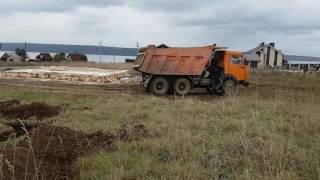видео ПГС (Пермь) – Продажа ПГС с доставкой в Перми