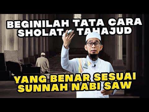 Tata Cara Sholat Tahajud Sesuai Sunnah Nabi (Lengkap) tata cara sholat tahajud... Apakah anda termas.