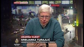 Turajlić: Vučić se preigrao i ovo je ceh koji dolazi na naplatu