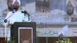 Repeat youtube video Sultan Ahmed ali Speech in Jauharabad part8