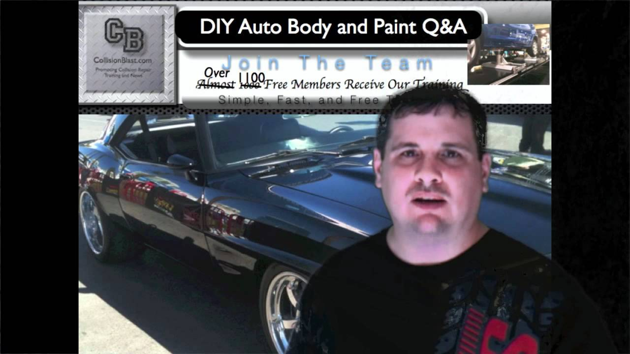 How much paint does it take to paint a car diy auto body and paint youtube premium solutioingenieria Images