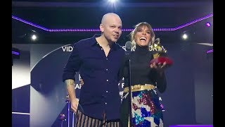Kany Garcia and Residente Win Best Short Form  | 2019 Latin GRAMMYs Acceptance Speech