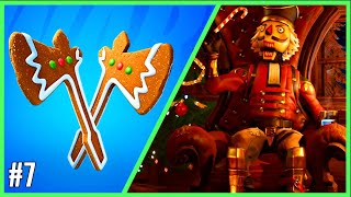 HOW TO GET THE 'SHORTBREAD SLICERS' - WINTERFEST FORTNITE (12 DAYS OF FORTNITE)