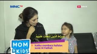 Download Video Wow, Rahma Azhari Menantang Anaknya Kalika - Mom & Kids (2/7) MP3 3GP MP4