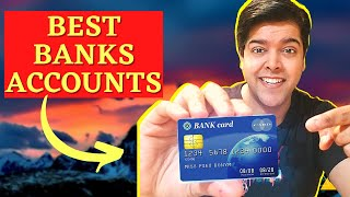 5 Best Online Checking Account 2021 | Best Bank Account 2021