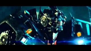 Transformers Revenge of the Fallen : Shang Hai Scene