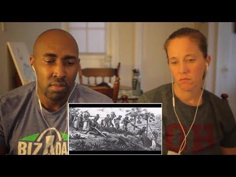The Arab Muslim Slave Trade Of Africa -  REACTION