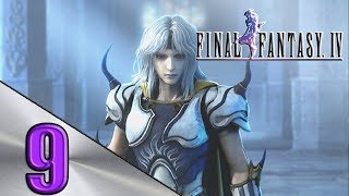 FINAL FANTASY 4 WALKTHROUGH PART 9 O SACRIFICIO DE YANG E CID