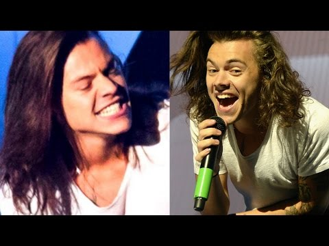 Harry Styles Calls Out Fan & Debuts NEW Hairstyle During 1D Show