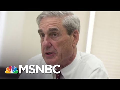 New Reports: Robert Mueller And President Donald Trump Teams Finally Meet | The Last Word | MSNBC