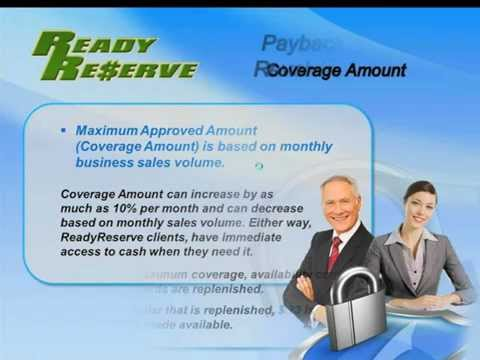 Ready Reserve,Business Finance,Finance for