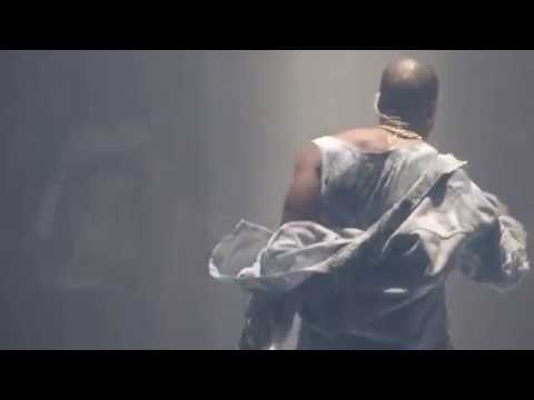 Clique + Diamonds from Sierra Leone - Kanye // Sydney 2014