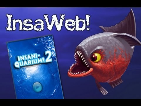Insaniquarium Deluxe! 2 - Mod De FishCo!