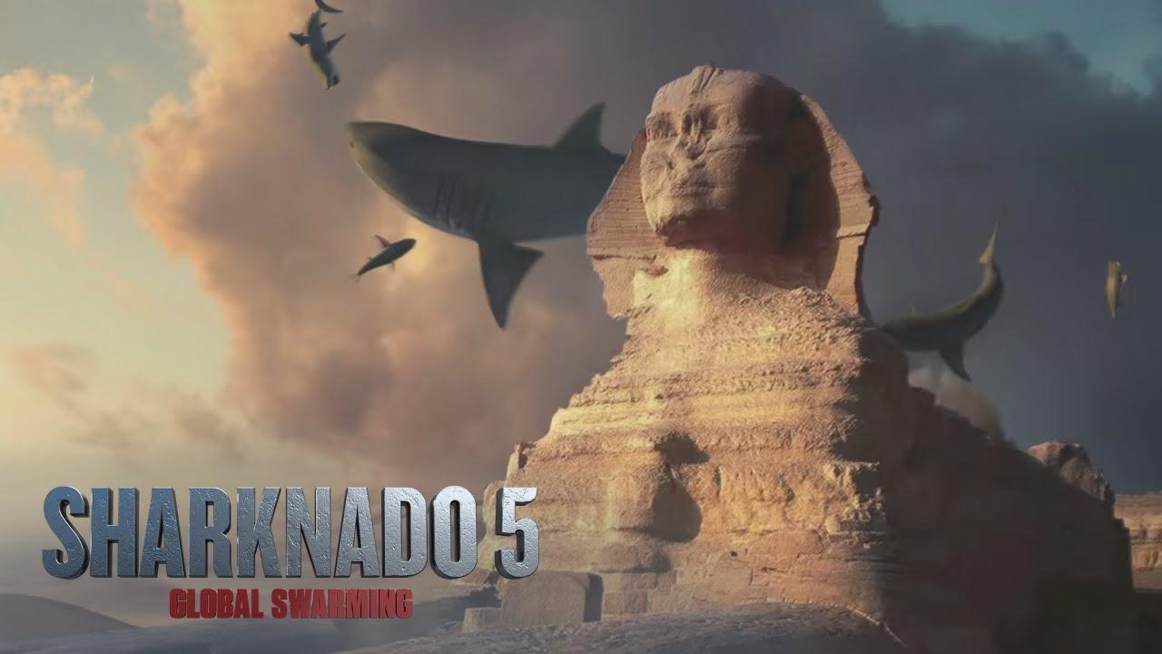 Download SHARKNADO 5 [TRAILER]   SYFY