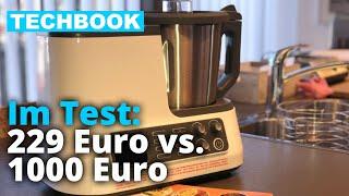 Aldis Thermomix-Klon von Quigg für 229 Euro im Test