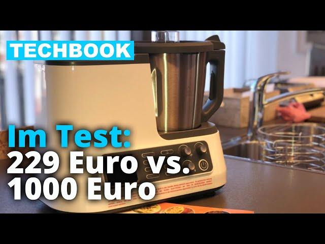 Aldis Thermomix-Klon von Quigg für 229 Euro im Test | TECHBOOK
