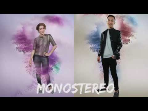 MONOSTEREO - With Or Without You & Seindah Biasa (Audio) - The Remix NET