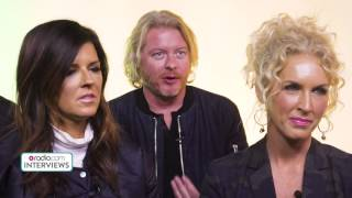 "Little Big Town talk ""Better Man"""