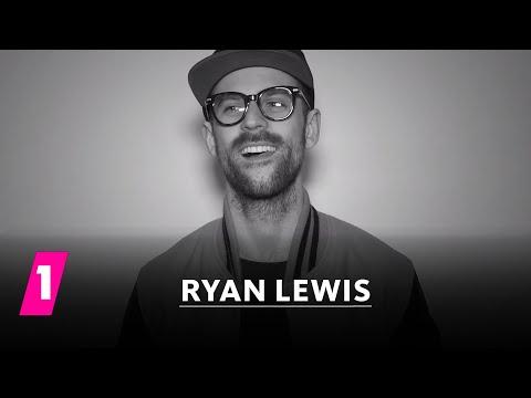 Ryan Lewis im 1LIVE Fragenhagel | 1LIVE (mit Untertiteln)