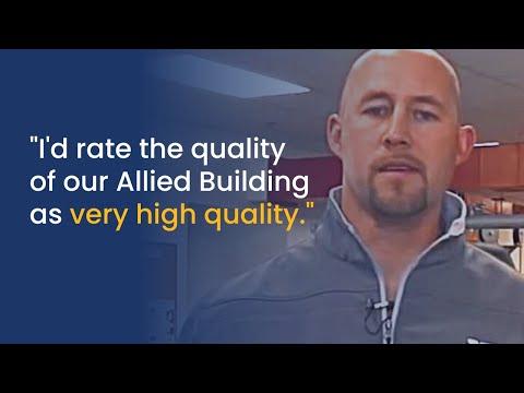 Recreational Metal Buildings Testimonial, YMCA Activity Center