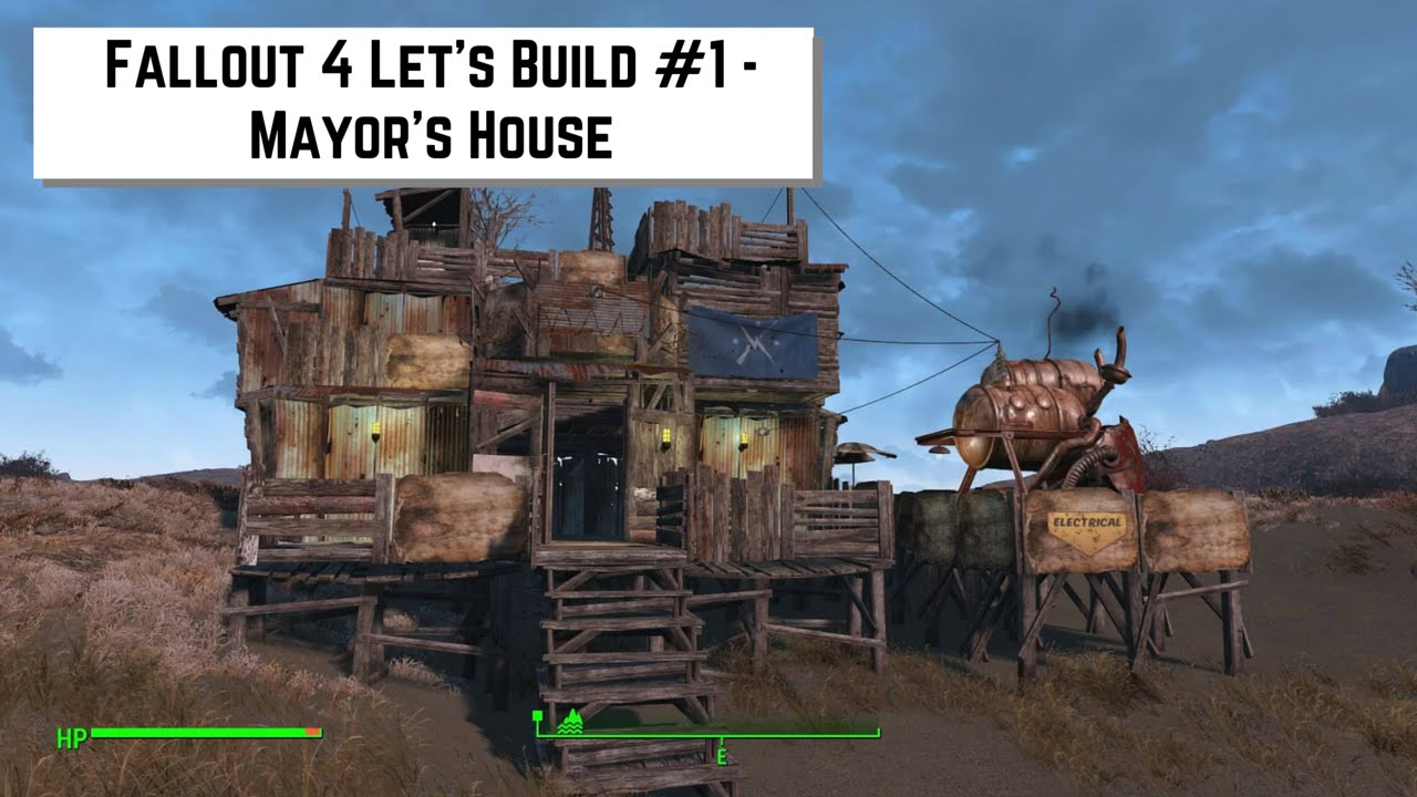 Image Result For Fallout Let S Build