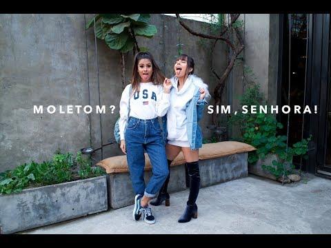 Como montar looks com moletom feat Giovanna Ferrarezi from YouTube · Duration:  5 minutes 16 seconds