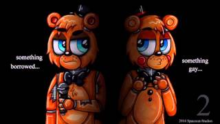 Creatures lie here fnaf