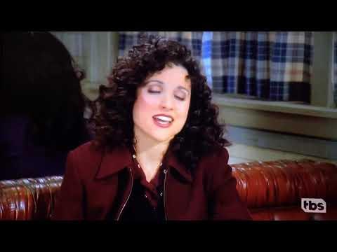 Seinfeld - George and Elaine create alibi