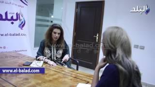 شاهد.. دنيا عبد العزيز: شخصية 'جميلة' ستقلب أحداث 'الأسطورة'