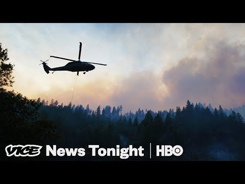 Paradise Fire Survivors Have Another Big Worry: Poisoned Water