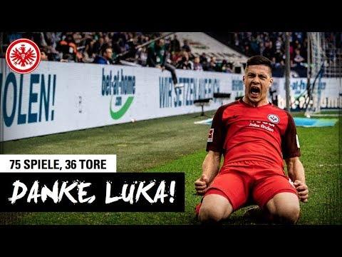 Danke, Luka!   Best of Luka Jovic
