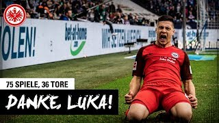 Danke, Luka! | Best of Luka Jovic