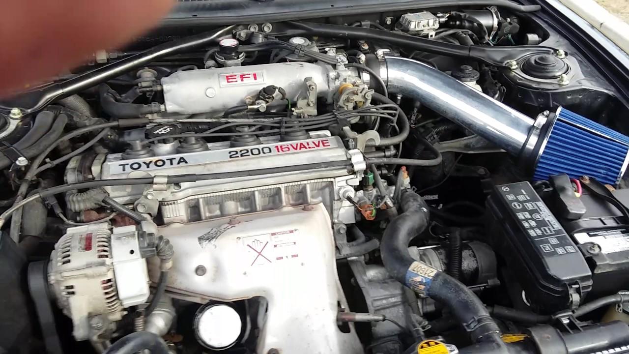 1990 Toyota Celica Gts Sho You
