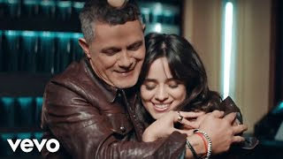 Alejandro Sanz, Camila Cabello - Mi Persona Favorita (Official Video)