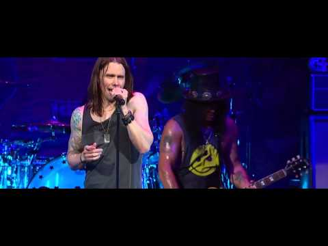 [FULL SHOW] Slash feat Myles Kennedy & the Conspirators – Live in Las Vegas (25/07/2013)