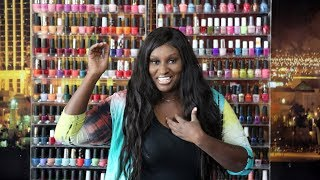 Inside Las Vegas' 24 Hour Nail Salon | Get Nailed 24/7