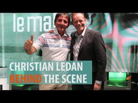 CHRISTIAN LEDAN BEHIND THE SCENE - Série Birdie 2017