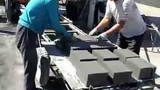 Кирпичный мини завод (Китай)(Процесс создания кирпича на китайском кирпичном мини заводе. Прайс, наличие техники и подробные характери..., 2011-12-09T07:53:24.000Z)