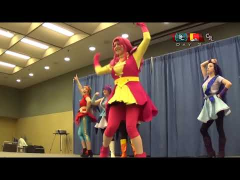 Dancing With Step 2 Harmony - BronyCon 2019