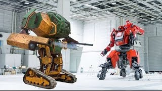 Бронебот. Бои роботов. Нарезка с 23 февраля 2016 г.