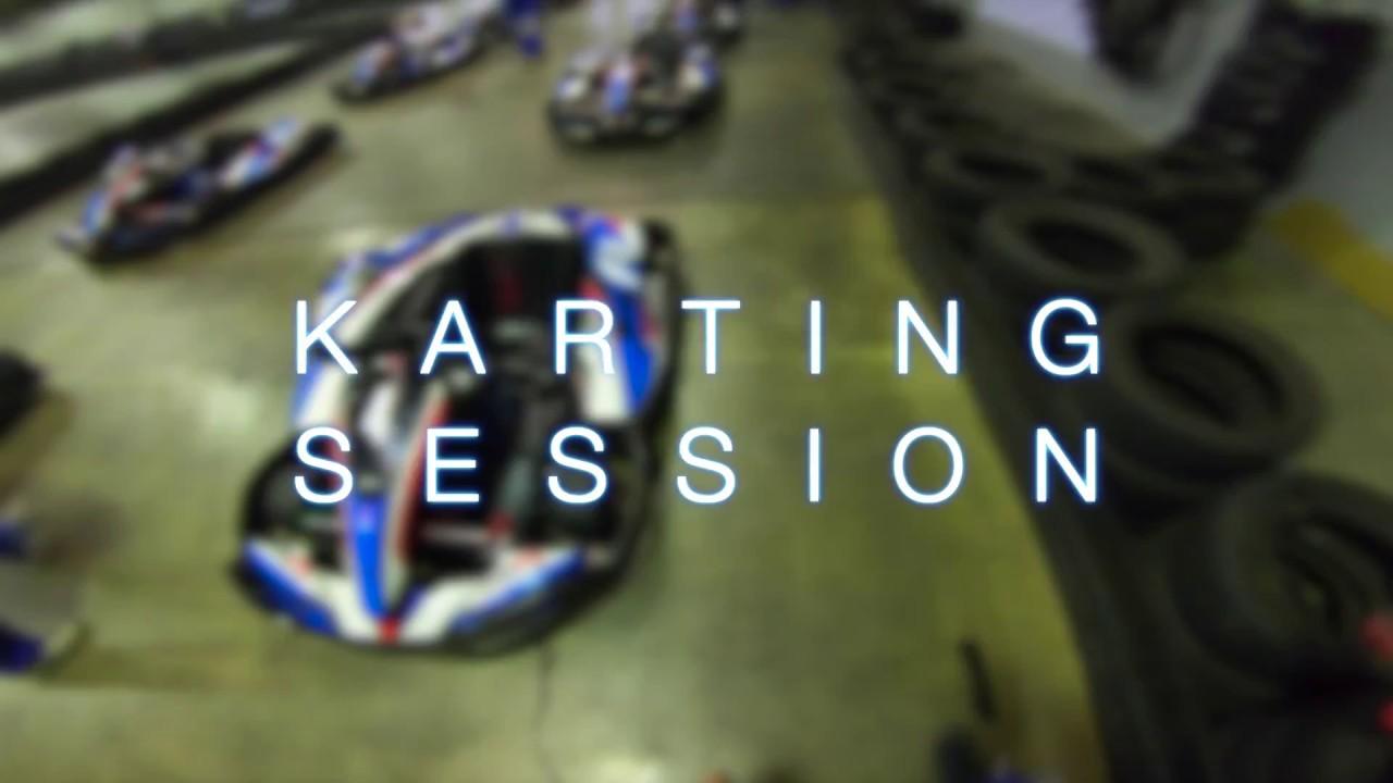 session kart indoor jou les tours youtube. Black Bedroom Furniture Sets. Home Design Ideas