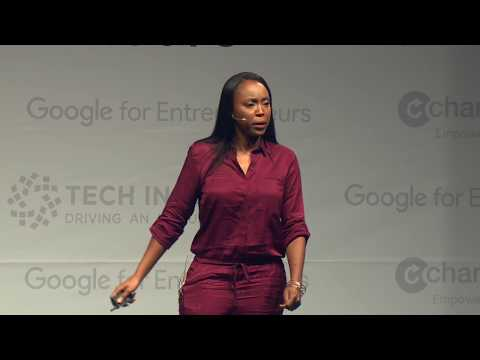 Trier-Lynn Bryant | D&I from Military to Wall Street to Tech | Tech Inclusion SF 2017