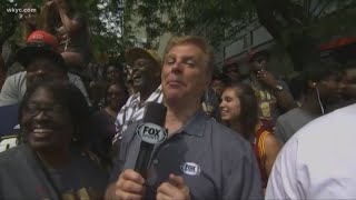 Jim Donovan looks back at the life of Cleveland Cavaliers television announcer Fred McLeod