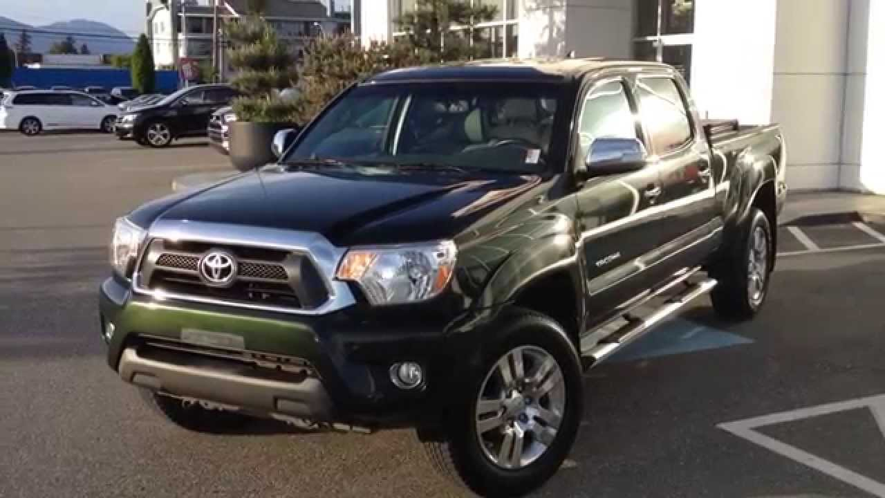 sold 2013 toyota tacoma limited preview for sale at. Black Bedroom Furniture Sets. Home Design Ideas