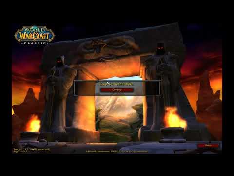 World Of Warcraft Classic. Как установить, оплатить и зайти.