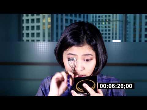 Mindy's Makeup Corner: Fast Valentine's day Makeup idea