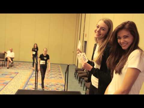 Fox Models Pink Orlando 2014