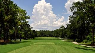 Wallace Adams Golf Course At Little Ocmulgee State Park In Georgia