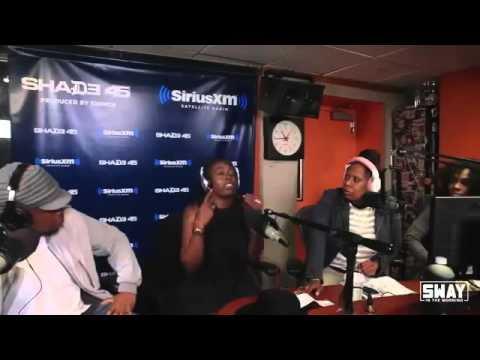 Tish is the 1st Female Rapper of 2015 to Do 5 Fingers of Death + Speaks Battle Rap & Being